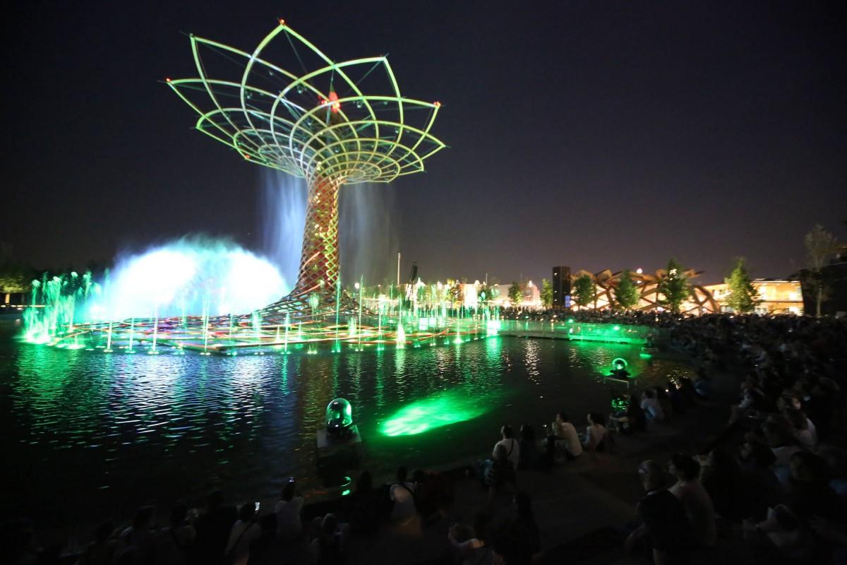visitato per voi l'Expo 2015